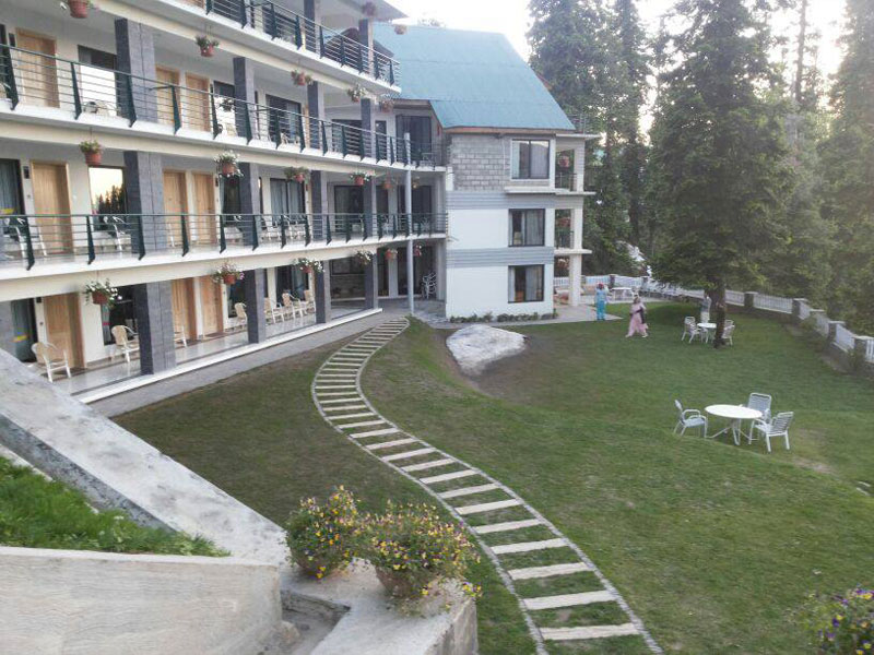 Summer Retreat Hotel Nathiagali