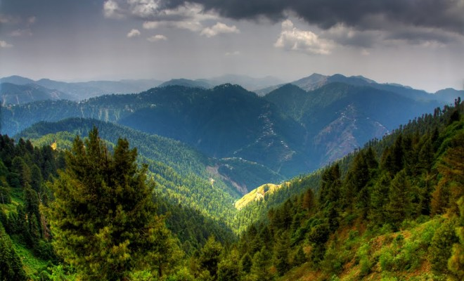 Climate and Tourism Potential of Nathiagali